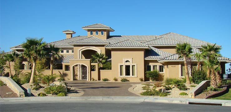 Winton flair custom homes ventanas magazine el paso for New home builders el paso